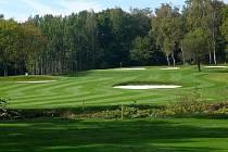 Golf Resort Barbora: krásná příroda a mistrovské osmnáctijamkové hřiště