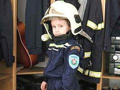 Mládí hasičů v Zabrušanech