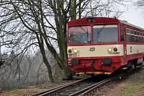 Vlak na Moldavu. Ilustrační foto.