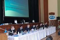 Akcionáři Severočeské vodárenské společnosti a.s. (SVS), tedy 458 měst a obcí v severočeském regionu, se sešli na řádné valné hromadě.