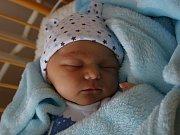 Tadeáš Tauš se narodil Adéle Šnajdrové z Duchcova 3. dubna  v 0.33 hod. v ústecké porodnici. Měřil 49 cm a vážil 3, 52kg.