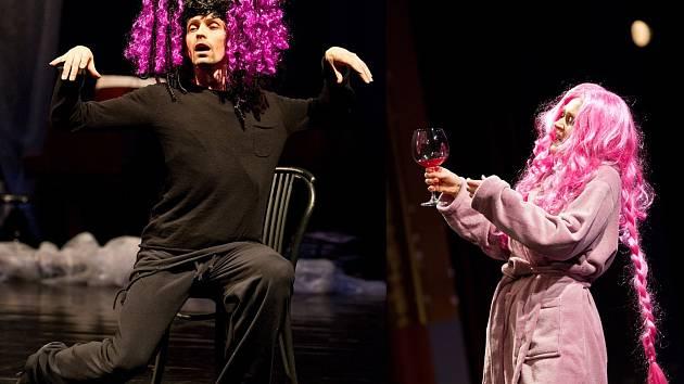 Z představení Barevné Baroko