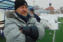 TRENÉR BANÍKU MODLANY Miloslav Pohl