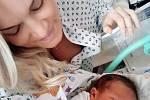Lukáš Petr Jungman se narodil Lence Jungmanové a Lukáši Suchému  13. listopadu v 12,45 v ústecké  porodnici. Měřil 54 cm, vážil 4,42 kg.