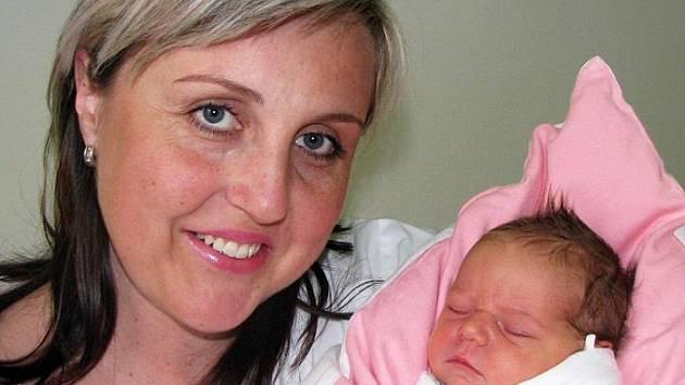 Mamince Štěpánce Jobové z Oseka se 12. dubna v 17.50 hod. v teplické porodnici narodila dcera Vendulka Jobová. Měřila 52 cm a vážila 3,65 kg.