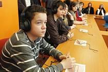 Na ZŠ Buzulucká v Teplicích mají novou jazykovou učebnu