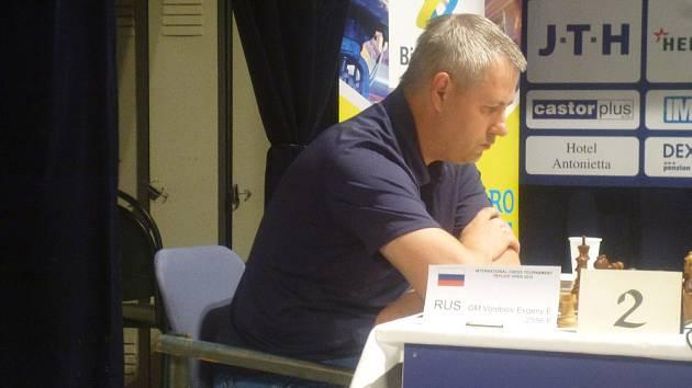 GM Evgeny Vorobiov
