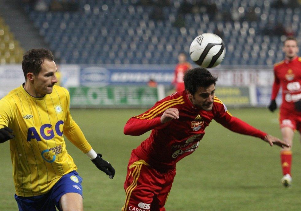 FK Teplice - Dukla Praha 1:1