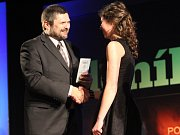 Anketa Nejúspěšnější sportovec Teplicka - předání ceny za Martina Filla
