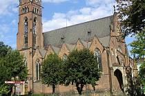 Teplické varhanní léto od 19 hodin v šanovském kostele sv. Alžběty
