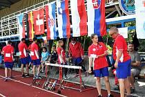 V Bílině padl juniorský světový rekord