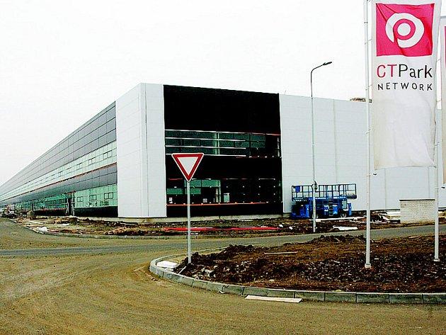 CTPark v krupské průmyslové zóně