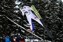 Vítězný skok Jiřího Černého