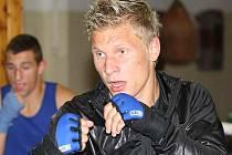Rodák z Krupky - boxer Zdeněk Chládek