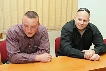 Za hajlování dostali mladíci trest