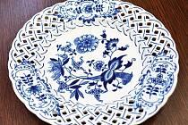 Jedna z cen cibulového porcelánu