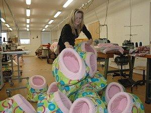 Výroba pelíšku pro čtyřnohé mazlíčky