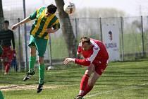 Sokol Kladruby - FK Křešice 1:2