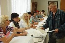 Třetí volby v Krupce