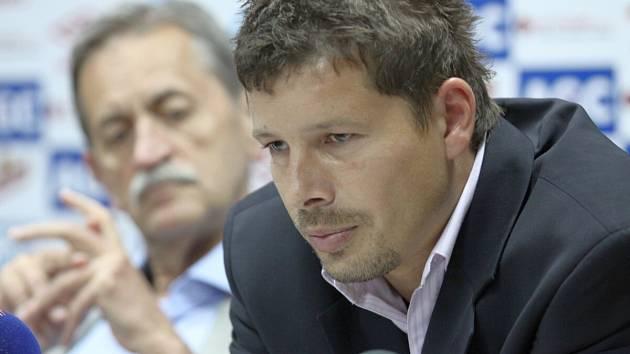 Lukáš Přerost jmenován hlavním trenérem FK Teplice