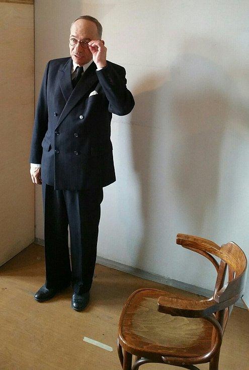 V Trojanově novém celovečerním snímku si Jaroslav Kubera střihne roli Edvarda Beneše.