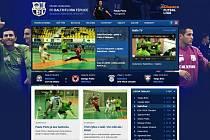 Web Balticflory z dílny Sklubu