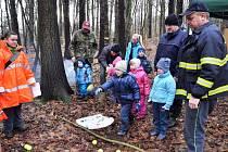 Malí hasiči soutěžili v Oseku