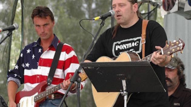 Pontiac vystoupil ve Mstišově na pouti.