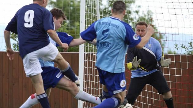 Turnaj Bol cup v malém fotbale vyhrál Škohytým