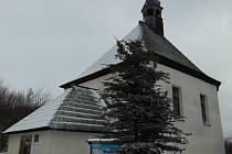 Kaple svatého Wolfganga.