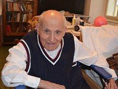 Ve věku 103 let zemřel nejstarší kněz litoměřické diecéze, teplický salesián Jan Rob.