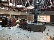 Přestavba Aquacentra Teplice.