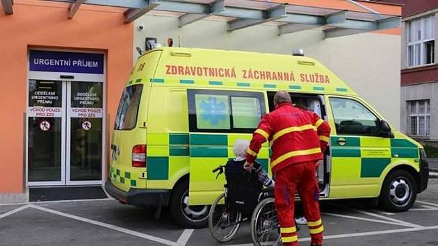 Teplická nemocnice má nový urgentní příjem.