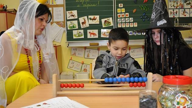 Zápis do školy v ZŠ Maxe Švabinského Teplice.