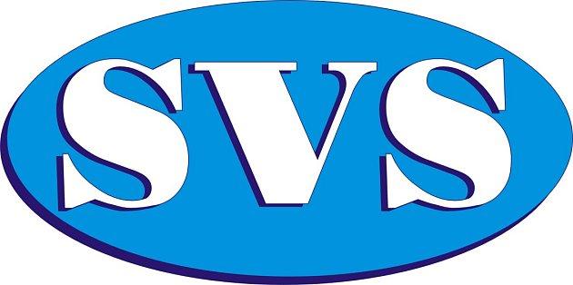 SVS, a. s., logo.