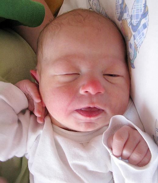 Mamince Miluši Brhlíkové z Teplic se 14. února ve  4.50 hod. v teplické porodnici narodil syn Ondřej Brhlík. Měřil  50 cm a vážil 3,15 kg.
