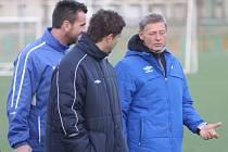 Zahájení zimní přípravy FK Teplice