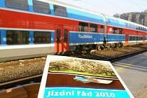 Všechny rychlíky z Děčína a Ústí pojedou nově na pražské hlavní nádraží, ruší se jejich trasa na Masarykovo