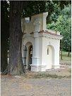 Obec Ohníč se pyšní nově opravenou kapličku v Dolánkách.