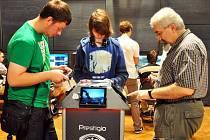 Výstava výpočetní techniky