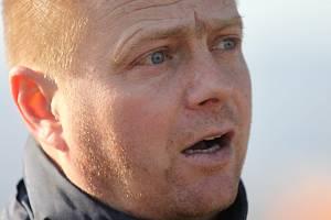 Trenér Stanislav Hejkal.