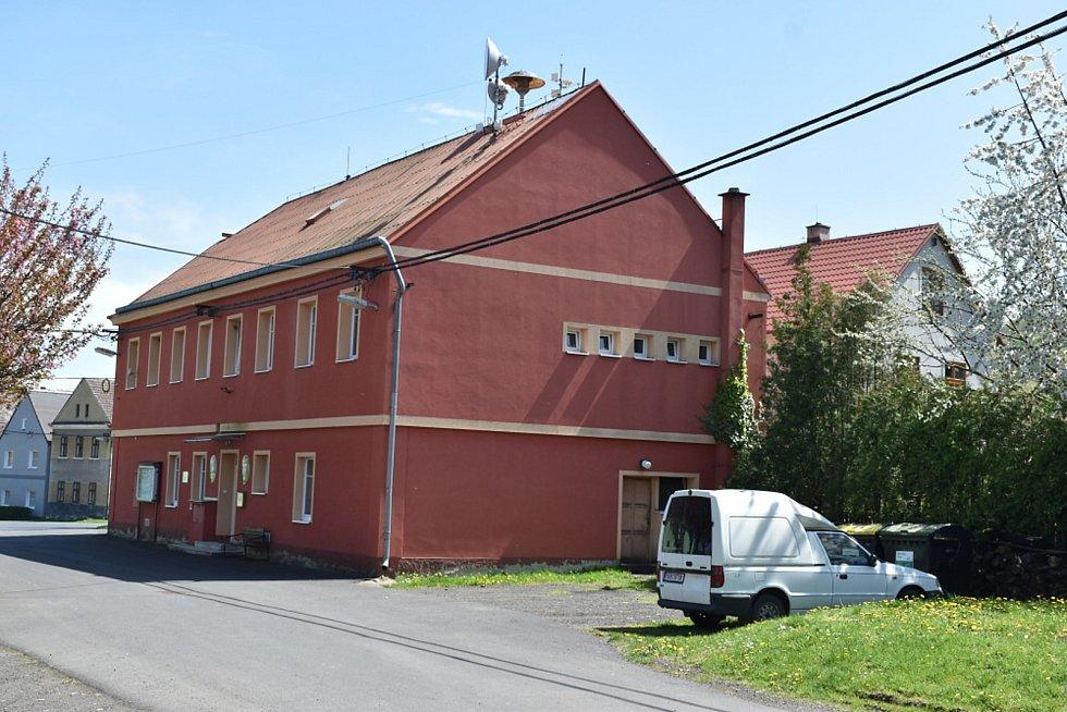 Obec Žim, okres Teplice