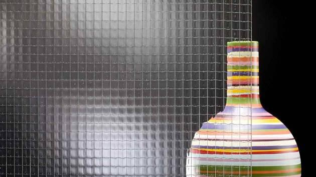 Závod Barevka v Dubí, který je součástí koncernu AGC Flat Glass Czech