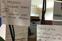 """Solidarita na hranicích. Moldavské """"íčko"""" pomohlo policistům. Poděkování potěšilo"""