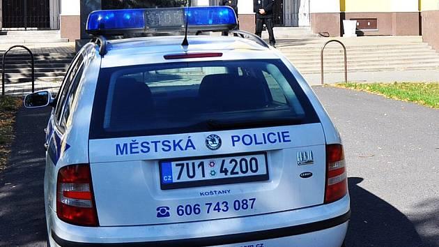 Městská policie v Košťanech