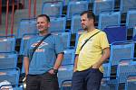 Diváci na fotbale Teplice - Zlín