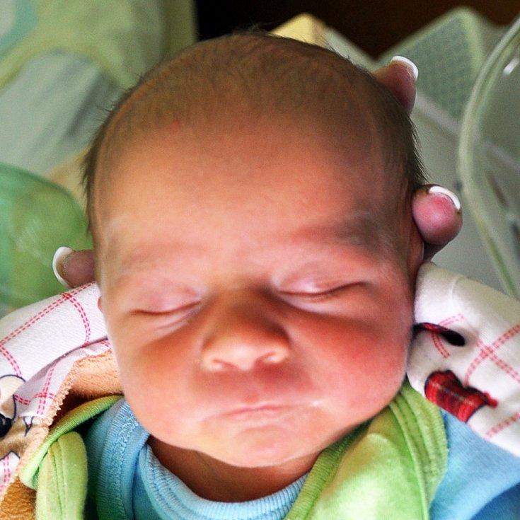Martin Lang se narodil Jitce Klisákové z Duchcova 15. dubna  ve 2.53 hod. v teplické porodnici. Měřil 46 cm a vážil 2,30 kg.