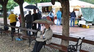 Lázeňská 2019, foto ze soboty