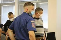 Verdikt padl v líčení s Litevci, kteří přepadli klenotnictví v Teplicích