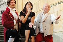 V Duchcově na zámku se konalo třinácté zpívání s Casanovou
